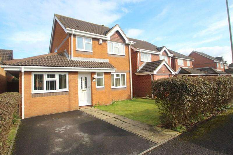 3 Bedrooms Detached House for sale in Astral Gardens, Hamble, Southampton