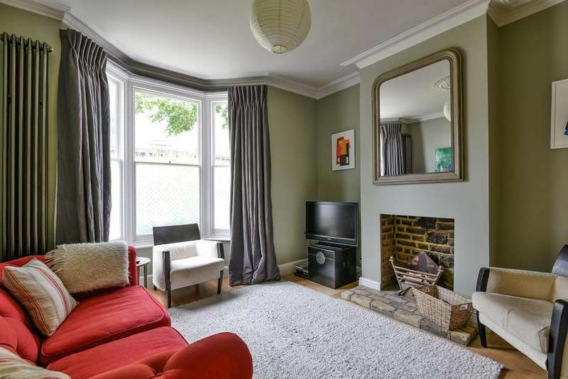 3 Bedrooms Terraced House for sale in Barnwell Road, Brixton