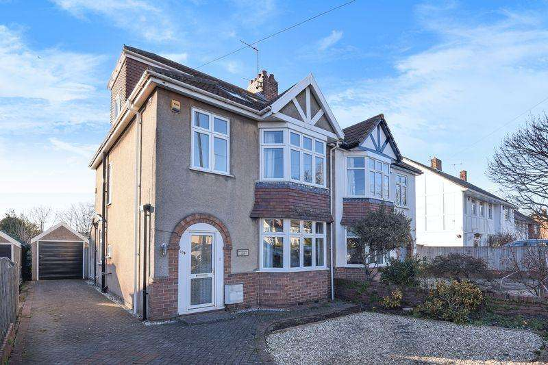 4 Bedrooms Semi Detached House for sale in Falcondale Road, Bristol
