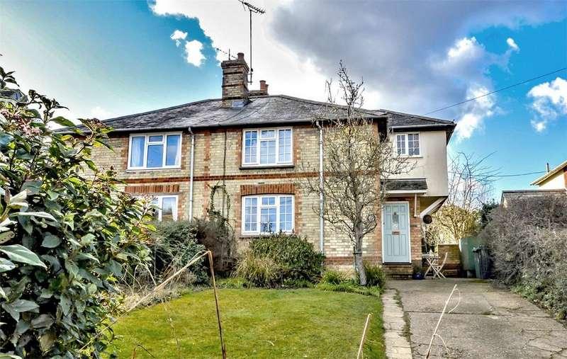 3 Bedrooms Cottage House for sale in Pear Tree Cottage, High Street, Widdington, Nr Saffron Walden