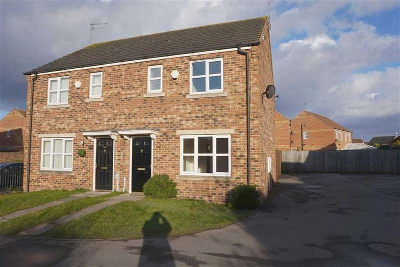 3 Bedrooms Semi Detached House for sale in Hayton Grove, West Hull, Hull, HU4