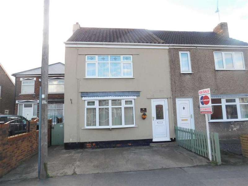 3 Bedrooms Semi Detached House for sale in BOTTESFORD ROAD, SCUNTHORPE, SCUNTHORPE