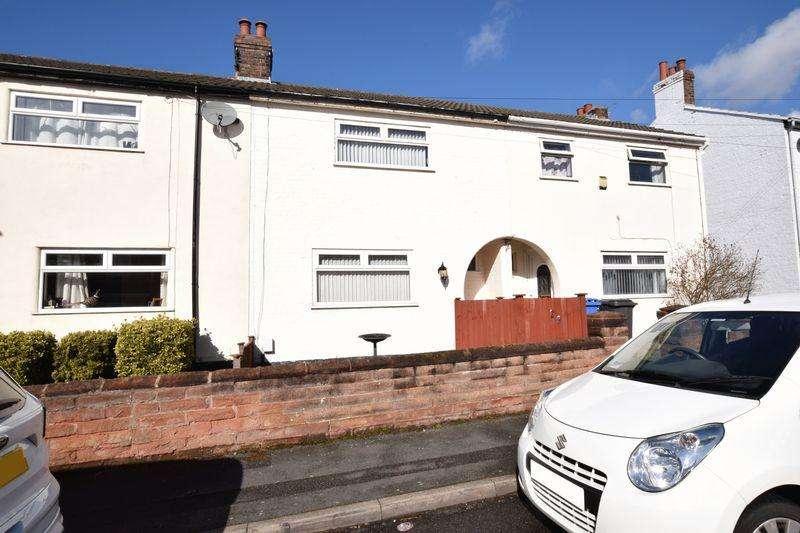 2 Bedrooms Terraced House for sale in Baker Road, Runcorn