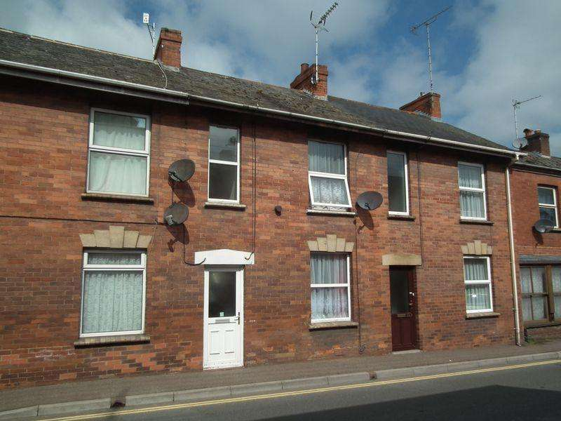 2 Bedrooms Terraced House for rent in 21 Mill Street, Crediton