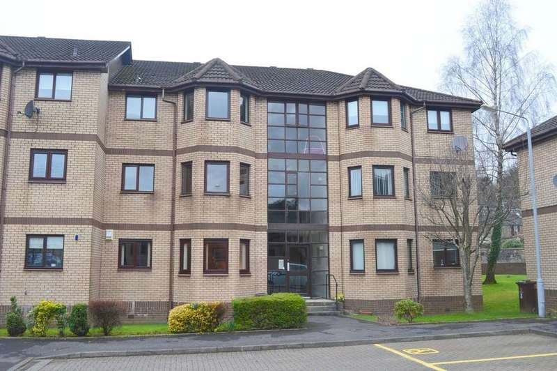 2 Bedrooms Flat for rent in Clydeview Court, Bowling G60 5BL
