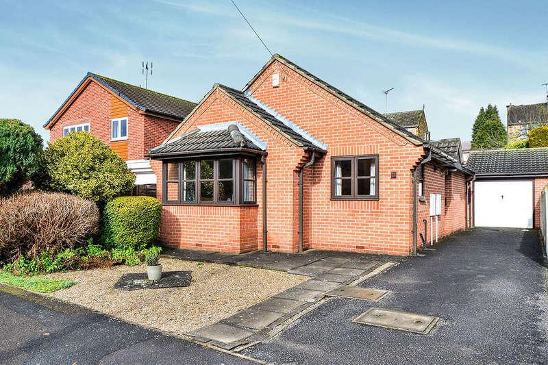 2 Bedrooms Detached Bungalow for sale in Delves Bank Road, Swanwick, Alfreton, DE55