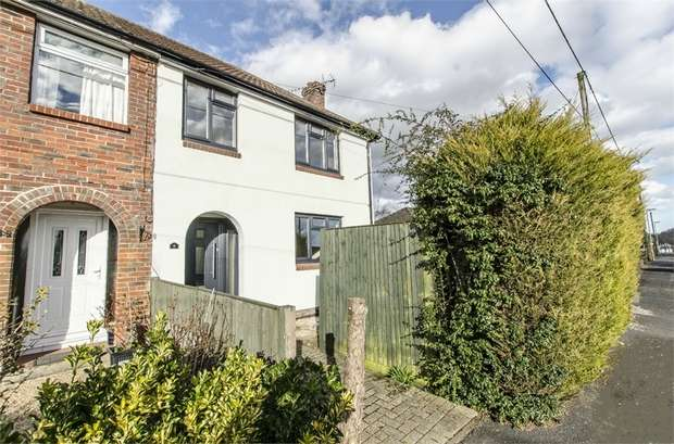 3 Bedrooms Semi Detached House for rent in Brookfield Road, Fair Oak, EASTLEIGH, Hampshire