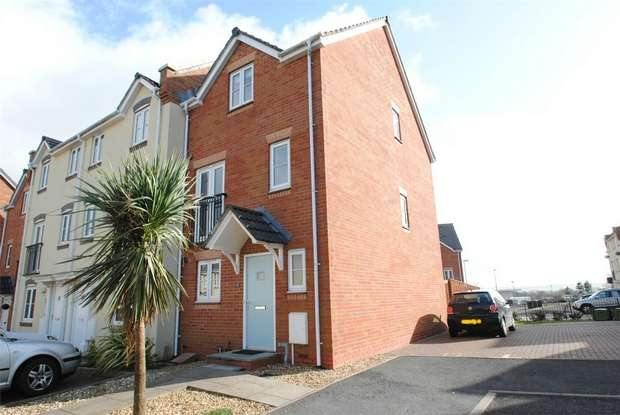 4 Bedrooms End Of Terrace House for rent in Braunton, Devon