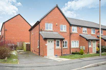 3 Bedrooms Semi Detached House for sale in North Croft, Atherton, Manchester, Greater Manchester, M46