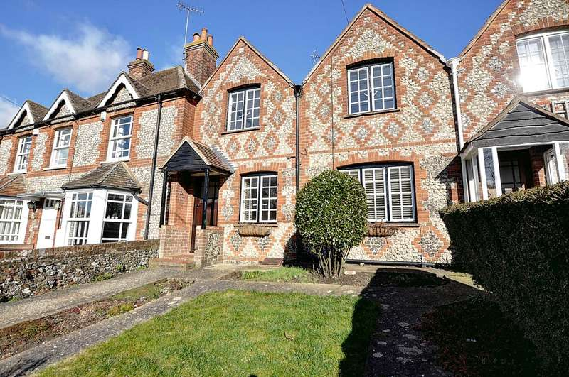 3 Bedrooms Cottage House for sale in The Row, Lane End