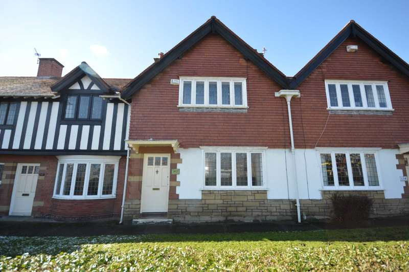 2 Bedrooms Terraced House for sale in New Chester Road, Port Sunlight