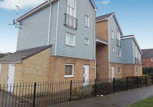 1 Bedroom Flat for sale in Onyx Drive, Sittingbourne, Kent