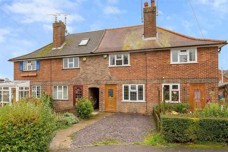 2 Bedrooms Terraced House for sale in Westways, Westerham