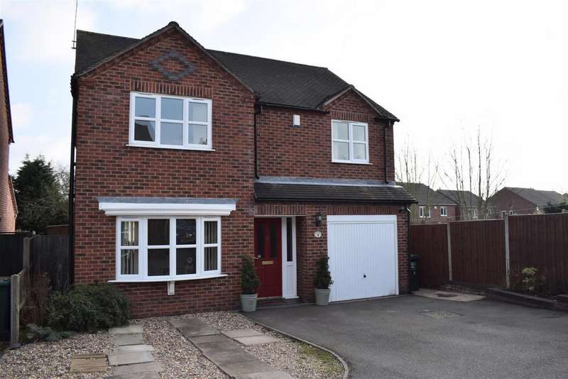 4 Bedrooms Property for sale in Royal Lane, Overseal, Swadlincote