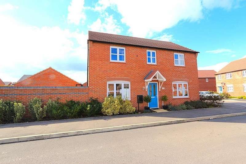 4 Bedrooms Property for sale in Ashfield Road, Desford