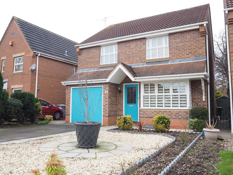 3 Bedrooms Property for sale in The Ivies, Farndon Road, Newark