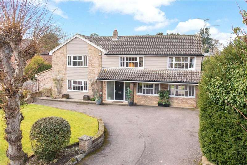5 Bedrooms Detached House for sale in Nicholas Place, Rectory Lane, Stevenage, Hertfordshire