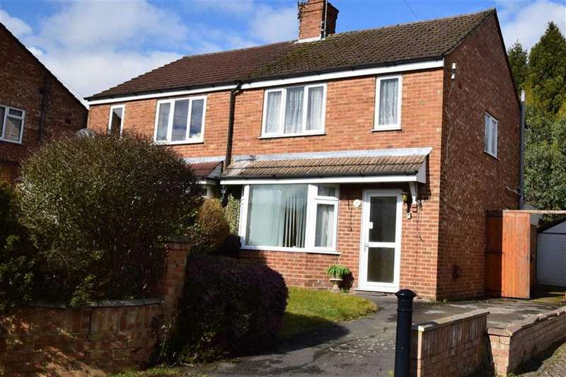 2 Bedrooms Semi Detached House for sale in Hilltop Road, Caversham, Reading