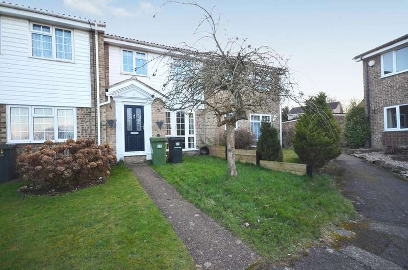 3 Bedrooms Terraced House for rent in Dogwood Close Chatham ME5
