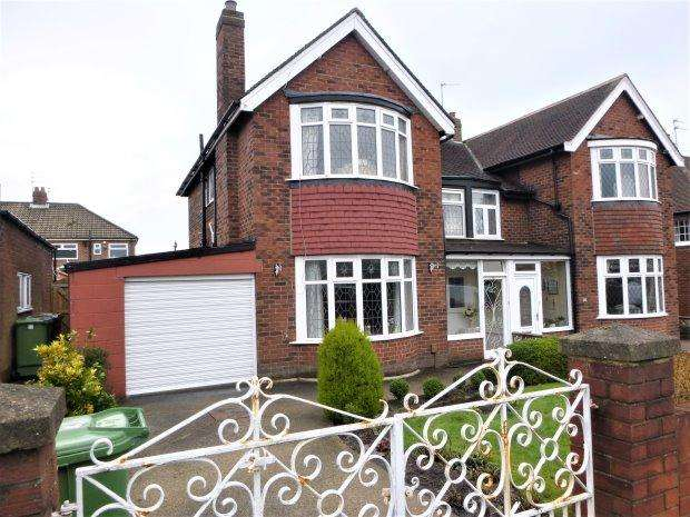 3 Bedrooms Semi Detached House for sale in THE BROADWAY, HIGH BARNES, SUNDERLAND SOUTH