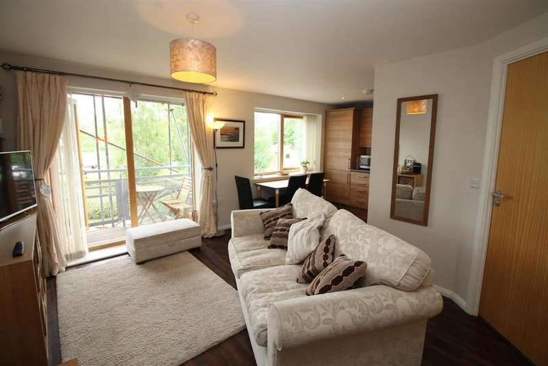 1 Bedroom Flat for sale in Friars Wharf,Green Lane