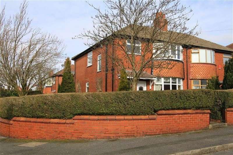 3 Bedrooms Semi Detached House for sale in 1, Buersil Avenue, Buersil, Rochdale, OL16