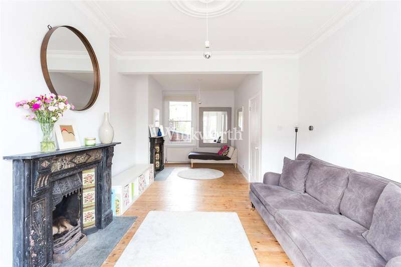 5 Bedrooms Terraced House for sale in Rutland Gardens, London, N4
