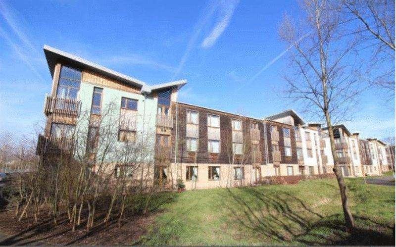 2 Bedrooms Apartment Flat for sale in Cowleaze, Chippenham