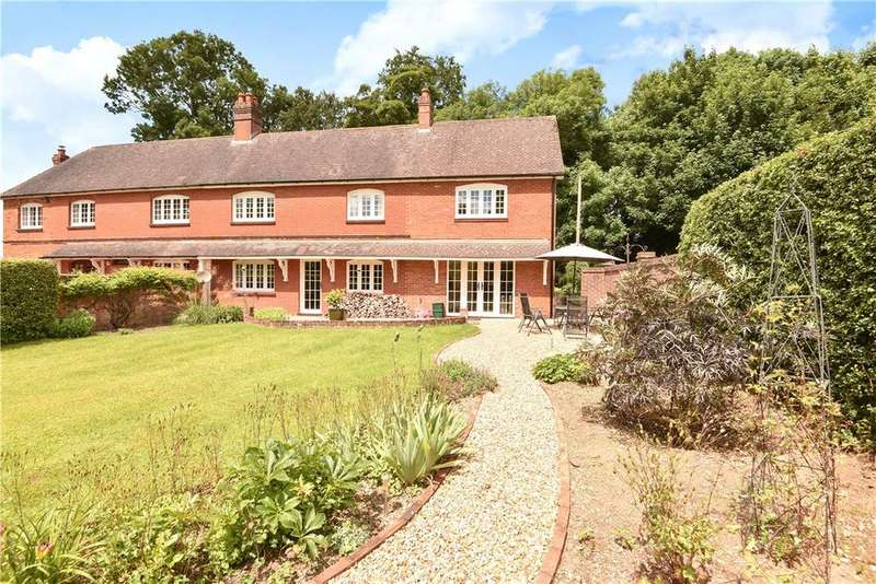 3 Bedrooms Semi Detached House for sale in Deane, Basingstoke, Hampshire, RG25