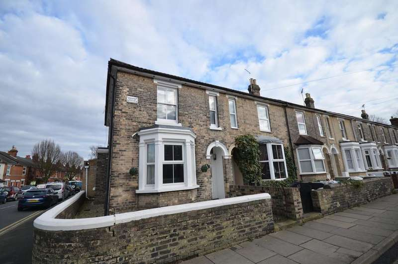 4 Bedrooms End Of Terrace House for sale in Wimpole Road, Colchester, CO1 2DN