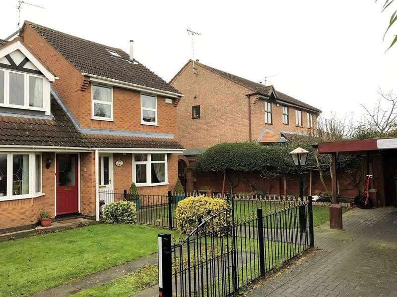 4 Bedrooms End Of Terrace House for sale in Rochester Court, Bourne, PE10