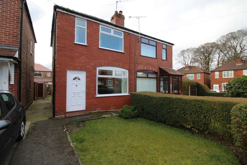 2 Bedrooms Semi Detached House for sale in Hartland Close, Stockport, SK2