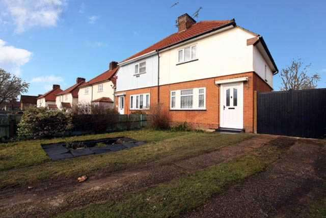 2 Bedrooms Semi Detached House for sale in Angel Street, Hadleigh