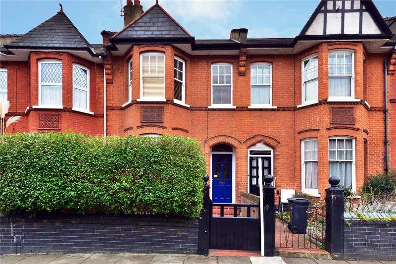 3 Bedrooms Terraced House for sale in Barratt Avenue, Alexandra Park, N22