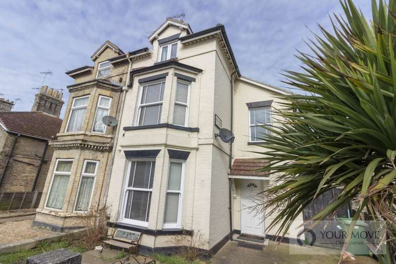 4 Bedrooms Semi Detached House for sale in Grosvenor Road, Lowestoft, NR33
