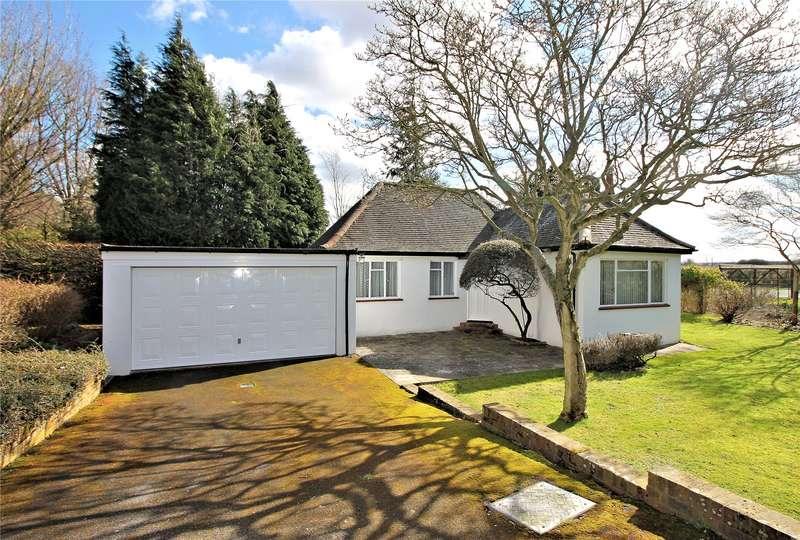 2 Bedrooms Detached Bungalow for sale in Pyle Hill, Woking, Surrey, GU22