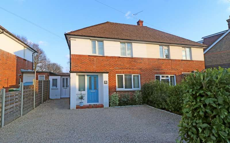 2 Bedrooms House for sale in Clarence Road, Horsham, West Sussex, RH13