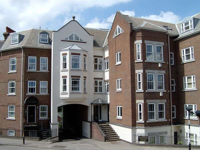 3 Bedrooms Apartment Flat for sale in Coniston Court, 96 High Street, Harrow on the Hill