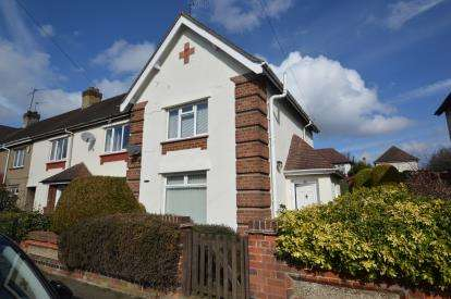 2 Bedrooms End Of Terrace House for sale in Fairfield Road, Northampton, Northamptonshire