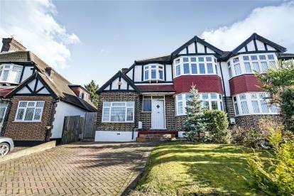4 Bedrooms Semi Detached House for sale in Braeside, Beckenham