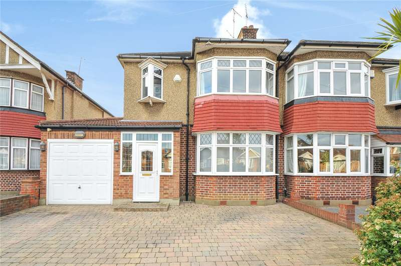 3 Bedrooms Semi Detached House for sale in Elm Drive, Harrow, Middlesex, HA2