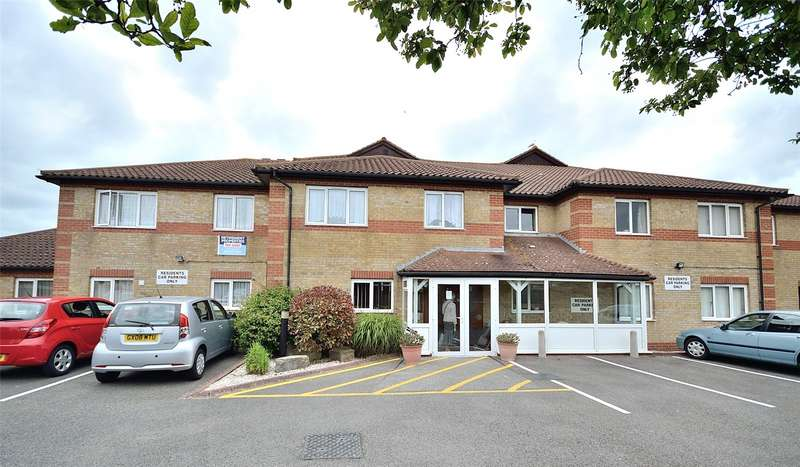 1 Bedroom Retirement Property for sale in Amberley Court, Freshbrook Road, Lancing, BN15