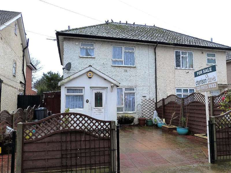 3 Bedrooms Semi Detached House for sale in New Road, Harlington, UB3 5BQ