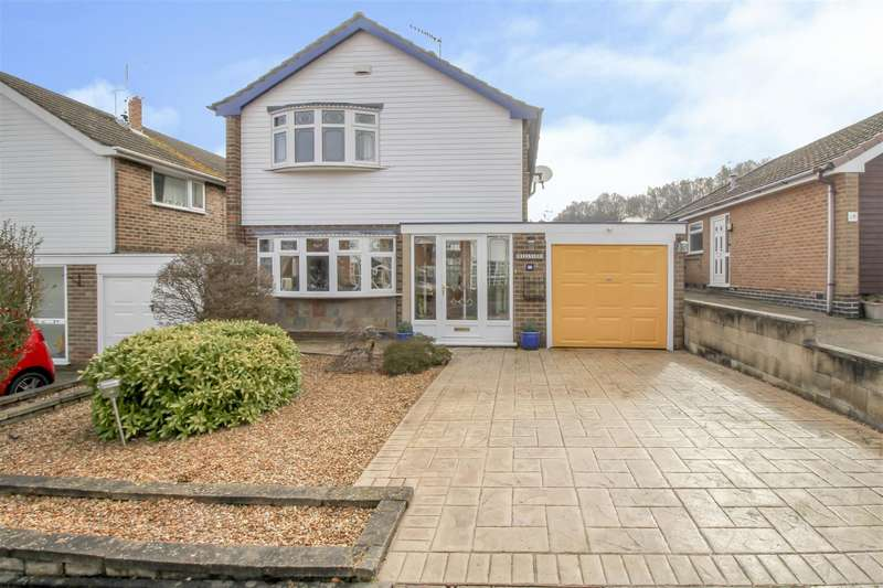 3 Bedrooms Detached House for sale in Romney Avenue, Wollaton
