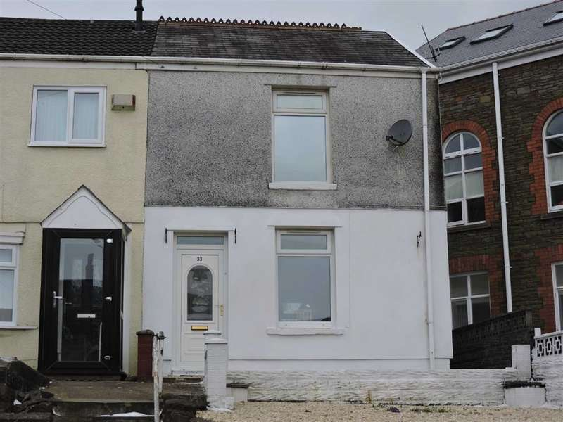 2 Bedrooms Semi Detached House for sale in Vicarage Road, Morriston