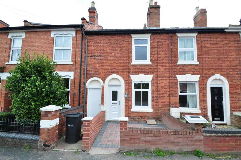 2 Bedrooms Terraced House for sale in Bedwardine Road, Worcester