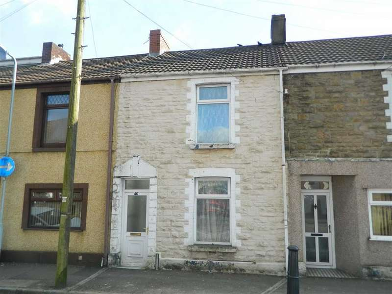 3 Bedrooms Terraced House for sale in Courtney Street, Manselton