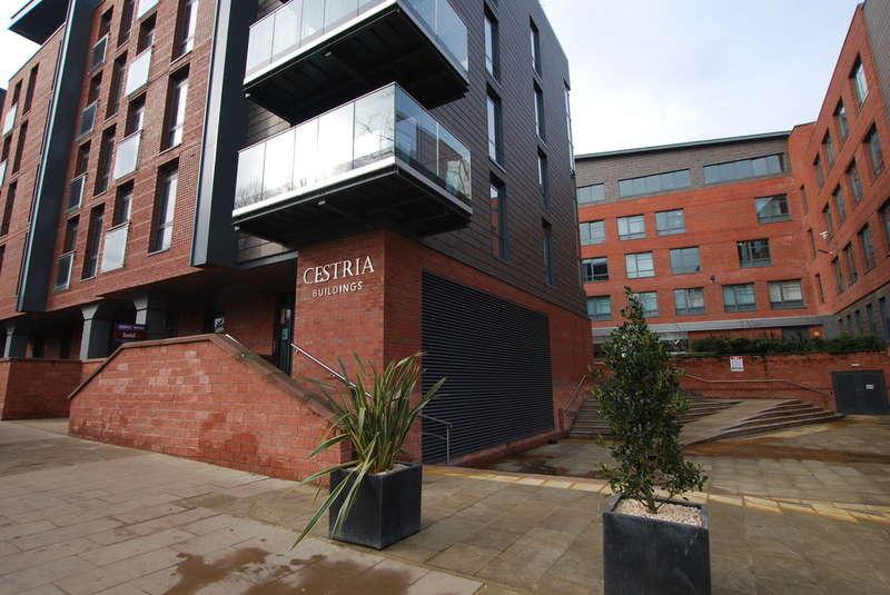 1 Bedroom Flat for sale in Cestria Building, George Street