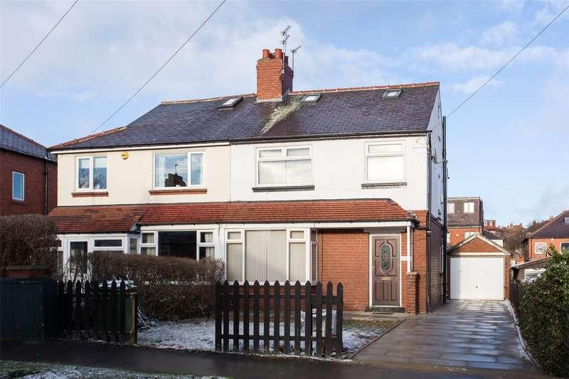 4 Bedrooms Semi Detached House for rent in Wensley Drive, Leeds, West Yorkshire, LS7