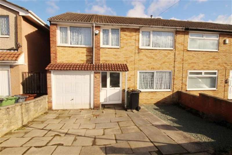 4 Bedrooms Semi Detached House for sale in Moorside Street, Bramley, LS13